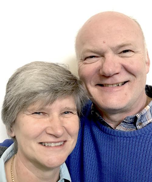 Dave and Jenny Hagon