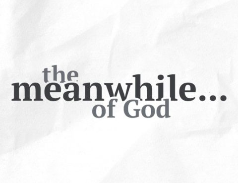 The 'Meanwhile' of God